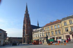 Działania projektowe w Chorwacji