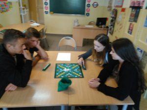 Wyniki Finału Scrabble Club